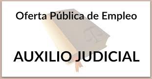 oposiciones auxilio judicial 2016