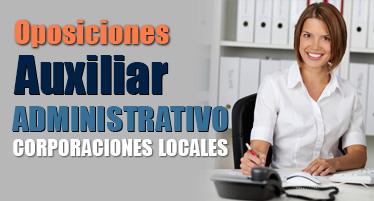 oposiciones auxiliar administrativo ayuntamiento