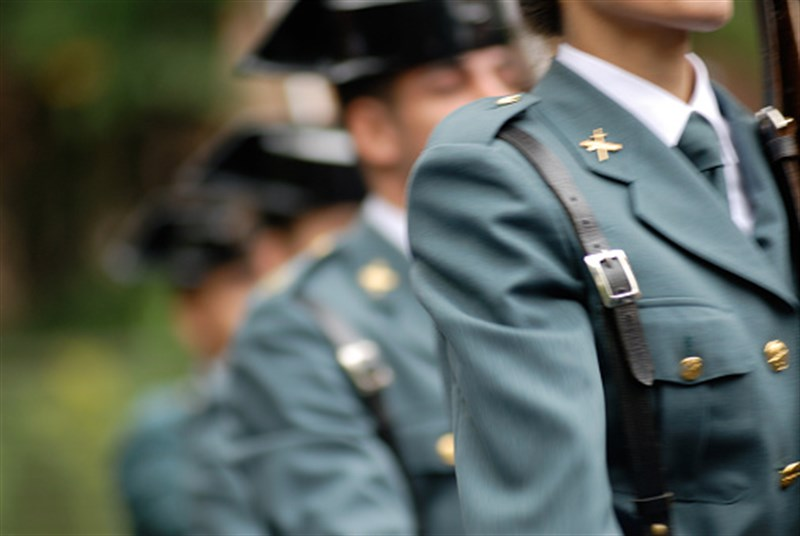 oposiciones guardia civil 2018 fechas