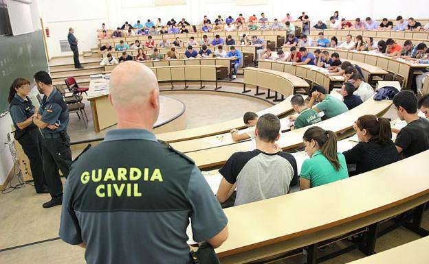 oposiciones guardia civil requisitos