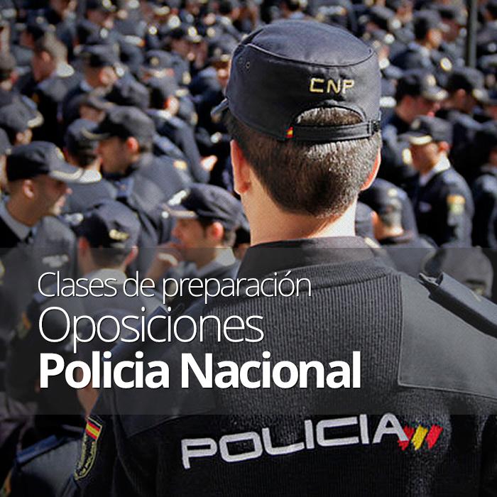 oposiciones policia nacional pruebas fisicas