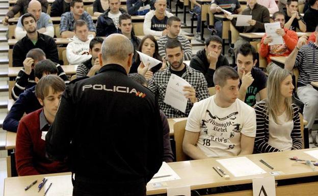 oposiciones policia nacional 2019 fechas