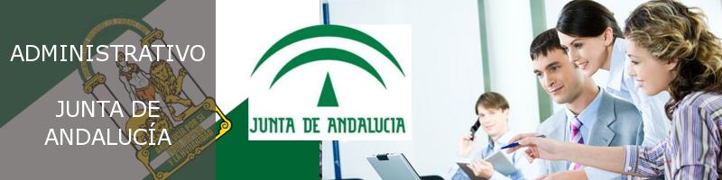 oposiciones junta de andalucia auxiliar administrativo