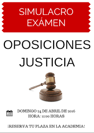 oposiciones justicia facebook jose medina