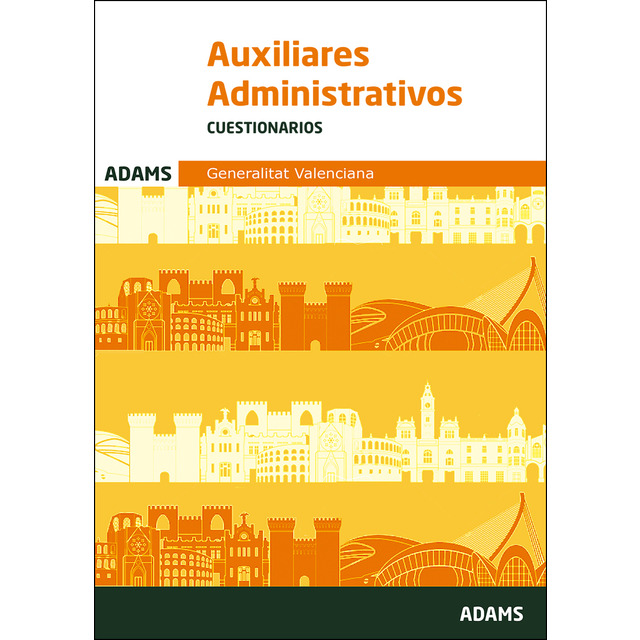 oposiciones adams auxiliar administrativo