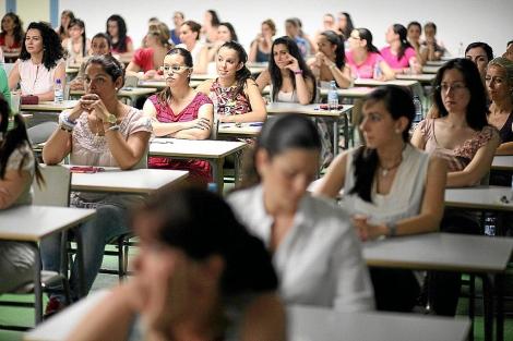 oposiciones maestros andalucia 2019