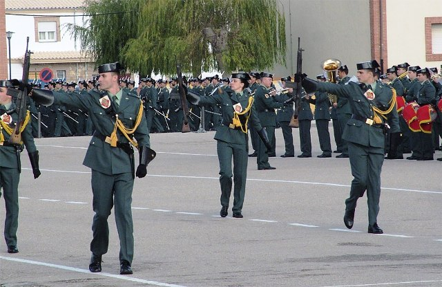 oposiciones guardia civil albacete