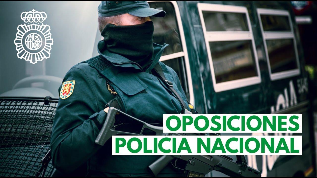oposiciones policia nacional academia