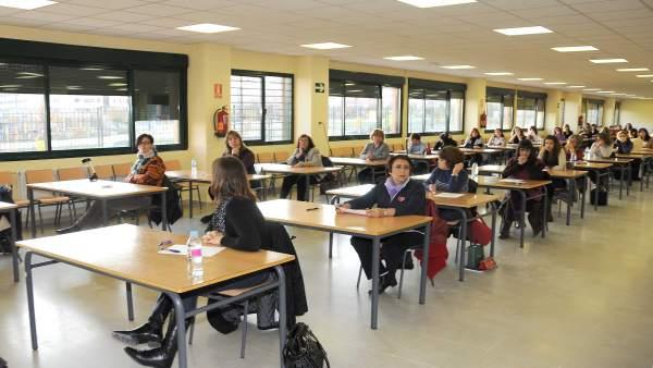 oposiciones madrid 2017 educacion