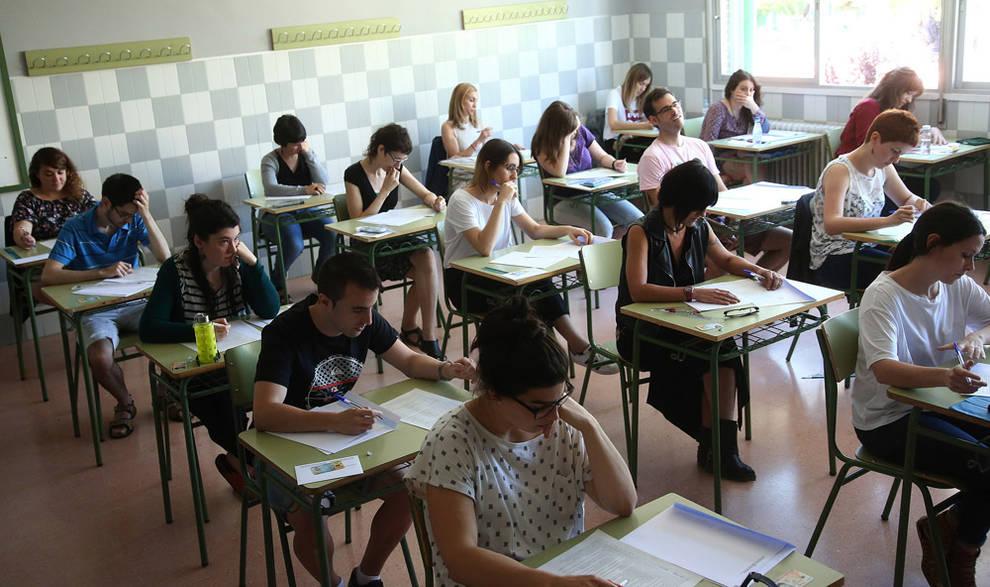 oposiciones secundaria andalucia 2018 fecha examen
