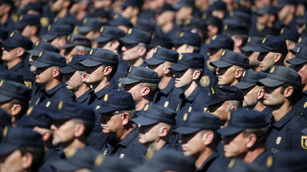oposiciones policia nacional adams