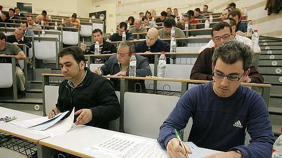 oposiciones junta de andalucia arquitecto tecnico