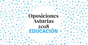 oposiciones asturias 2018