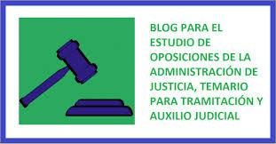 oposiciones auxilio judicial albacete