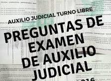 oposiciones auxilio judicial andalucia 2017