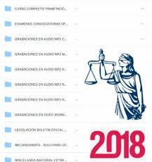 oposiciones auxilio judicial academia