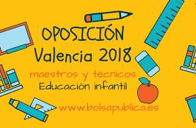 oposiciones valencia 2019